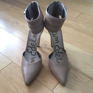 Sam Edelman 4.5 inch heel